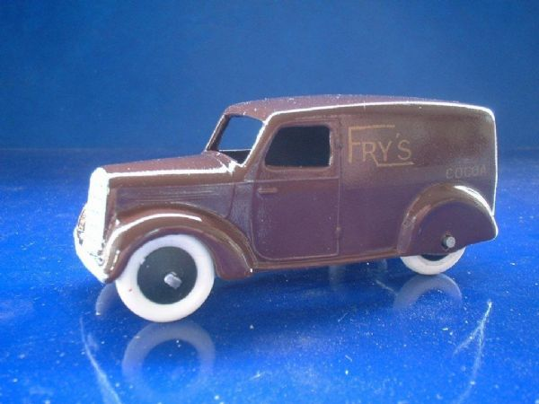 "A DINKY TOYS COPY MODEL 28 SERIES TYPE 3 DELIVERY VAN ""FRYS"""